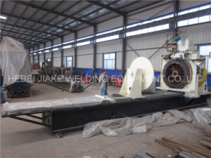 Automatic Stainless Steel Wedged Wire Johnson Screen Welding Machine pictures & photos