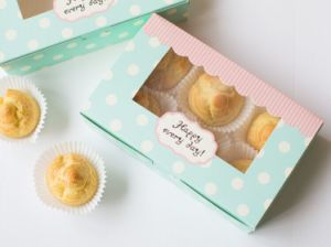 Colorful Paper Cookies Box with Competitive Price pictures & photos