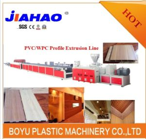 Wood Plastic WPC Machine Manufacture