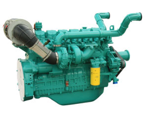 60Hz 361kw Googol for Sale 4 Stroke 6-Cylinder Diesel Engine pictures & photos