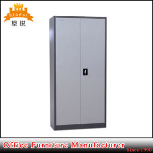 2 Swing Door Steel Office File Cabinet pictures & photos