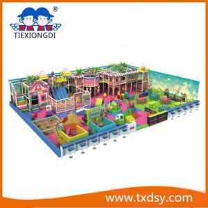 Factory Price &Superior Quality Children Commercial Soft Play/Indoor Playground pictures & photos