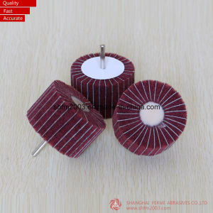 50*25*6mm Klingspore Ls309X Aluminum Oxide Mounted Flap Wheel pictures & photos