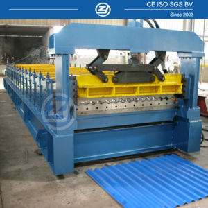 Prepainted Metal Roof Roll Forming Machine pictures & photos