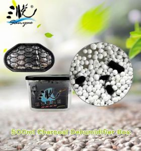 500ml Dehumidifier Box with Powerful Water Absorption Particulates pictures & photos