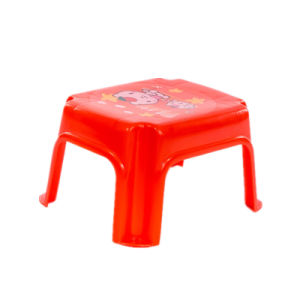 2016 Latest Cartoon Kids Plastic Chair/Stool With Top Quality