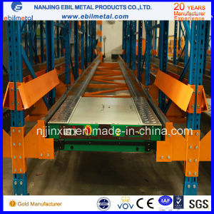 Shuttle Cart Racking System for Sales pictures & photos