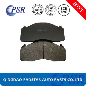 ECE R90 Heavy Duty Truck Brake Pad Manufacture Supplier pictures & photos