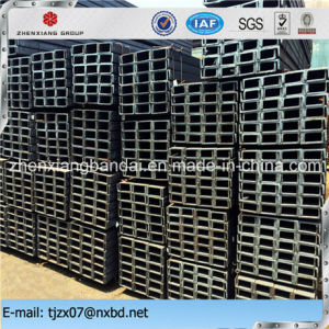 Prime Quality Universal U Channel Steel Parallel Flange Channel Pfc pictures & photos