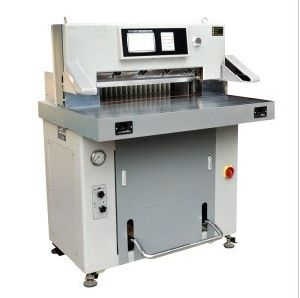Hydraulic Program Paper Cutting Machine Hs670MP pictures & photos
