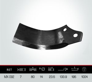 Blade, Rotary Tiller Blade, Cultivator Blade pictures & photos
