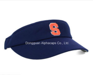 Syracuse Orange Embroidery Logo Sun Visor Caps pictures & photos