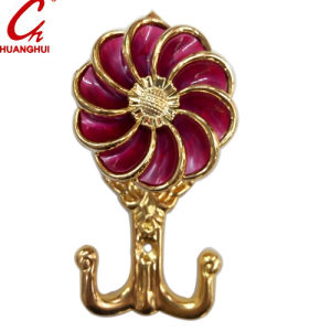 Beautiful Colorful Cabinet Clothes Hook (CH3425) pictures & photos