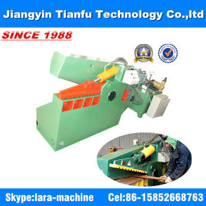 Hydraulic Metal Scrap Angle Iron Shear (Q43-4000) pictures & photos