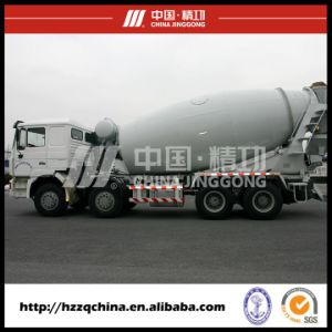 Best Selling Product of Cement Mixer Truck pictures & photos