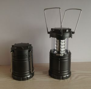 30LED Telescopic Portable Handheld Camping Light (MC5009A) pictures & photos