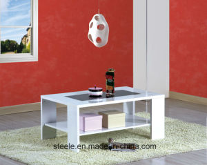 Modern Design Glass Coffee Table End Table Nested Table