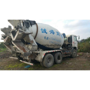 Used Hino Transit Mixer Truck pictures & photos