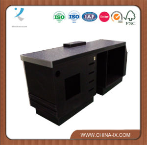 Cash Counter for Supermarket or Clothes Store pictures & photos