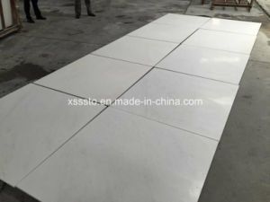 Snow White Marble Floor Tiles and Wall Tiles for Sale pictures & photos