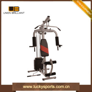 Multi Function Gym Equipment One Station Home Gym with 100lbs Weight Stack pictures & photos