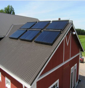 Solar Thermal Collector with SGS Certified pictures & photos