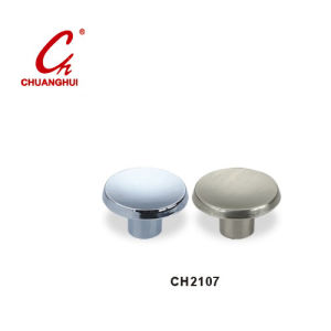 Simple and Plain Zinc Alloy Knob Handles (CH14021) pictures & photos