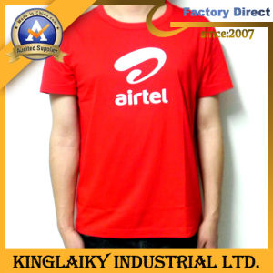 2016 New Design Promotional T Shirt with Logo Printing (KT-002A) pictures & photos