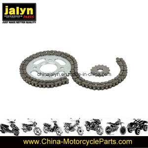 Motorcycle Parts Motorcycle Sprocket Andchain for Italika Forza150 pictures & photos