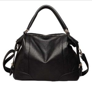 Classic Design Genuine Leather Handbag First Layer Leather Bag (XZ401) pictures & photos