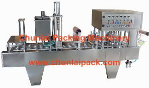 Automatic Filling Hot Sale Filling Sealing Machine pictures & photos