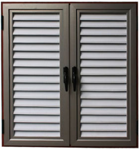 Top Quality Aluminium Movable Shutters pictures & photos