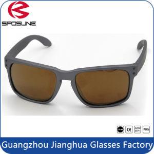 Wholesale Blue Mirror Sunglasses Matt Blue Anti UV Holbrook Polarized Sun Glasses pictures & photos