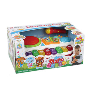 Electric Toy Music Toy with Microphone (H0001222) pictures & photos