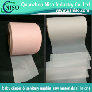 Colorful PE Poly Film for Sanitary Napkin Backsheet (LS-PE0803) pictures & photos
