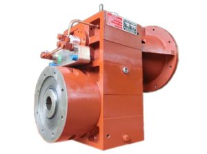 Vertical Single Screw Plastic Extruder Gearbox