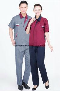 Good Quality Useful Unisex Working Uniform Summer Work Wear pictures & photos