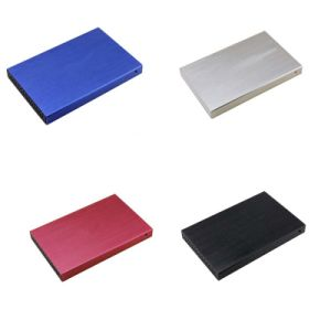 Aluminum Material USB3.0 HDD Enclosure Support 1tb Large Capacity pictures & photos