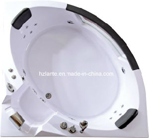 Easy Installation Clear Bathtub with 2 Pillows (TLP-632 computer panel control) pictures & photos