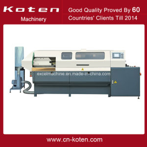 Perfect Glue Binding Machine with 3 Clamps (JBT50-3D) pictures & photos