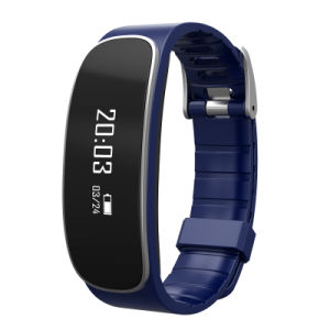 """0.86"""" OLED Heart Rate Monitoring Smart Bracelet pictures & photos"""