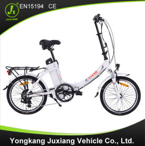 Smart Design Electric Folding Bicycle pictures & photos
