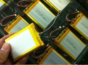 502533 3.7V 370mAh Li-Polymer Battery with Sport Bracelet pictures & photos