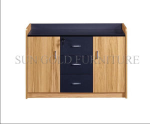 Wood Side Cabinet Design File Cabinet Drawer Dividers (SZ-FCT605) pictures & photos