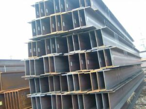 ASTM A43 High Quality Hot-Rolled Steel H Beam pictures & photos
