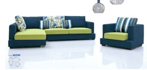 Living Room Furniture Modern Sofa Fabric Sofa 220 pictures & photos