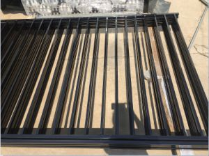 Attractive Fencing /Wrought Iron Fencing / Functional Steel Fencing/ High-Quality Iron Fencing (DH-YA-16)