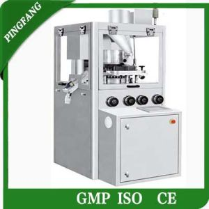 The Newest Zpt Series Automatic High Speed Tablet Press Machine pictures & photos