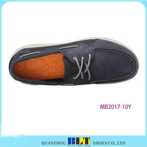 New Product Leather Boat Shoes pictures & photos