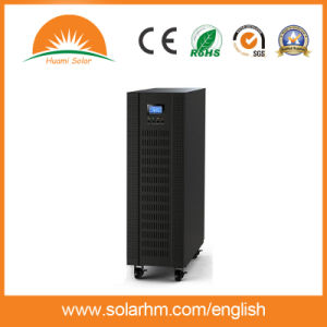 8kw 192V Three Input One Output Low Frequency Three Phase Online UPS pictures & photos